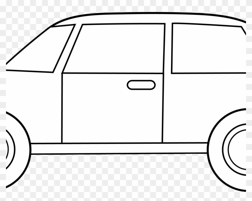 Race Car Clipart Black And White Free Clipart Images - City Car #73251