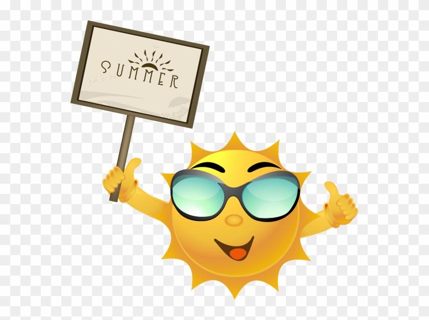 Summer Sun - Weight Loss Affirmations #73302