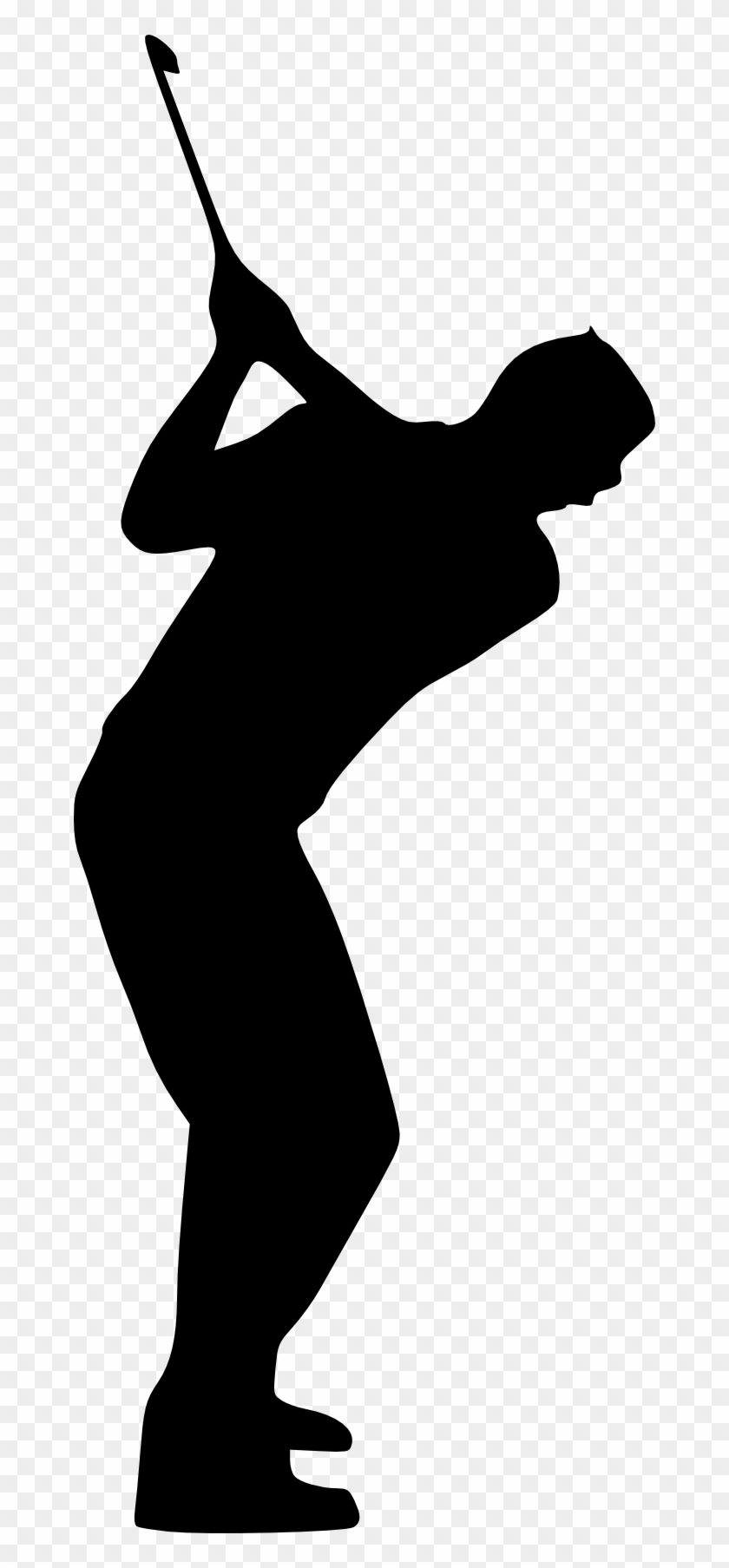 sun silhouette vector golfer silhouette png free transparent png