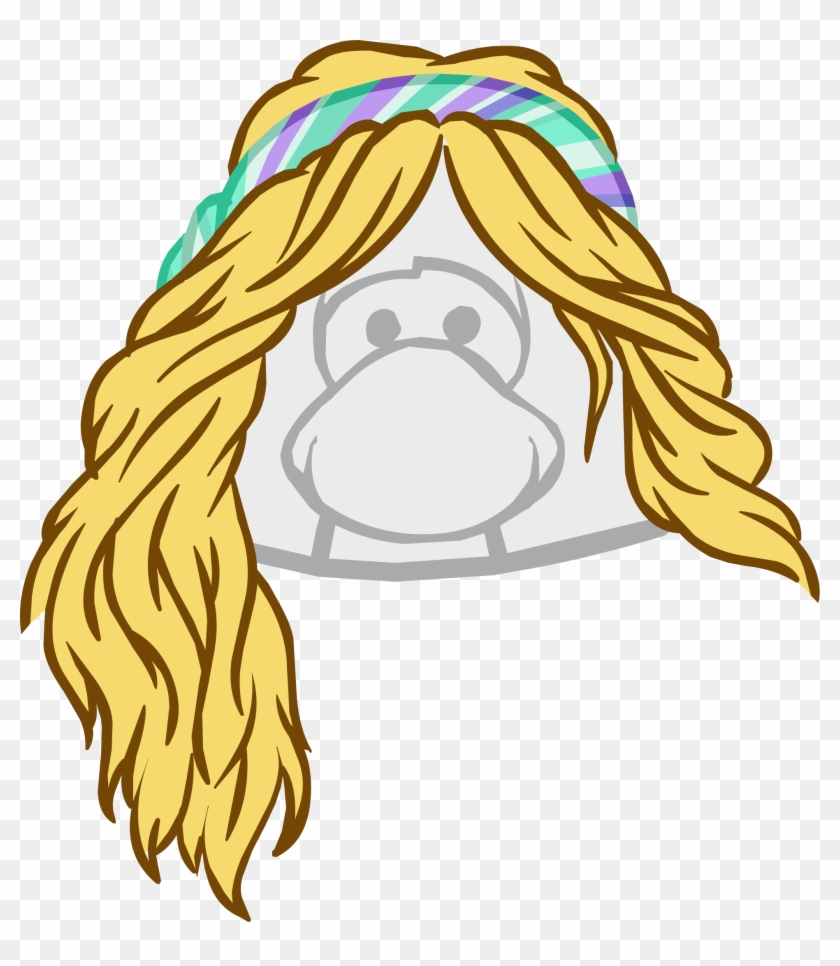 The Sunshine Club Penguin Wiki Fandom Powered By Wikia - Club Penguin Blonde Hair #74092