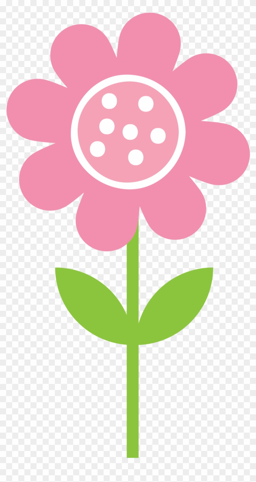 Flower Stencils, Lady Bug, Art Flowers, Project Life, - ดอกไม้ Clipart #74122