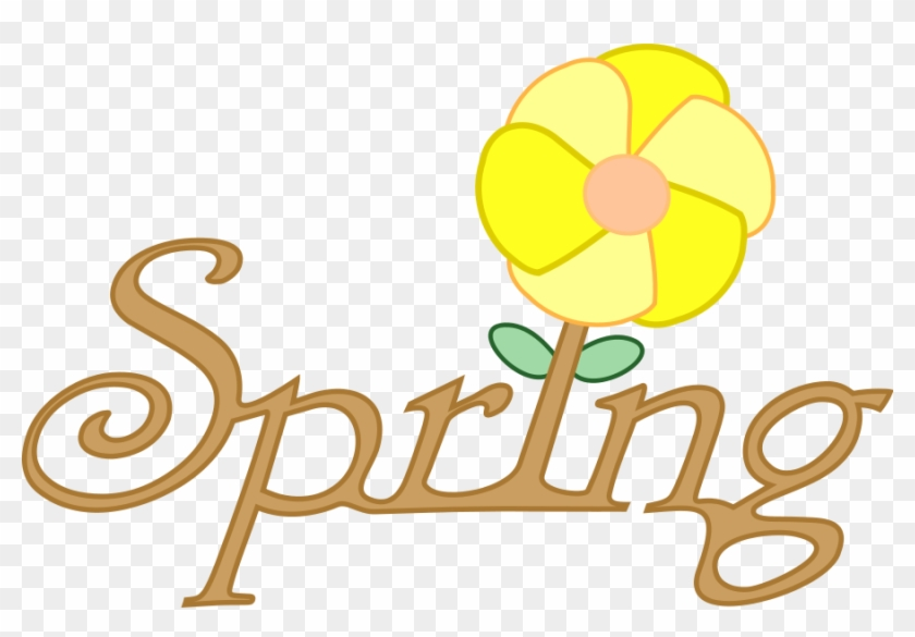 Spring Clipart, Vector Clip Art Online, Royalty Free - Cartoon Pictures Of Spring Season #74141