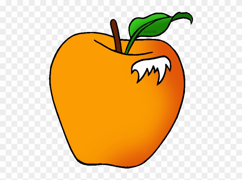 Free United States Clip Art By Phillip Martin, West - West Virginia State Fruit #74391