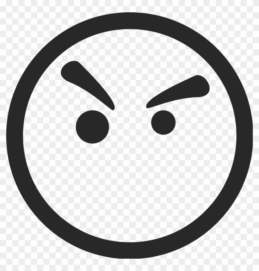 Angry Face Symbol Clip Art Covent Garden Free Transparent Png