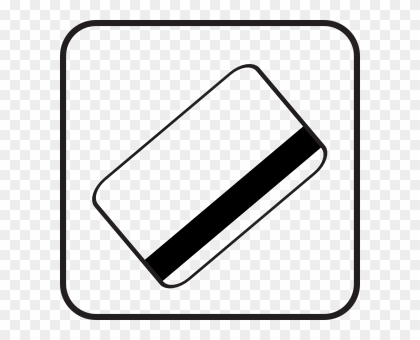 Card Clip Art At Clker Clipartall - Credit Card Clip Art #74848