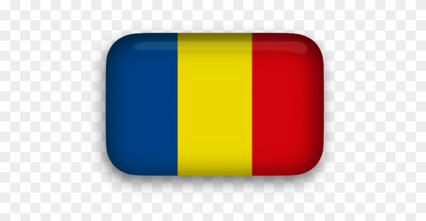 Romania Flag Clipart - Romanian Flag Transparent #74940