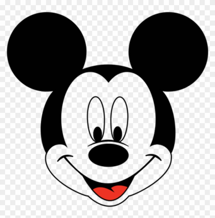 Mickey Mouse Head Clipart