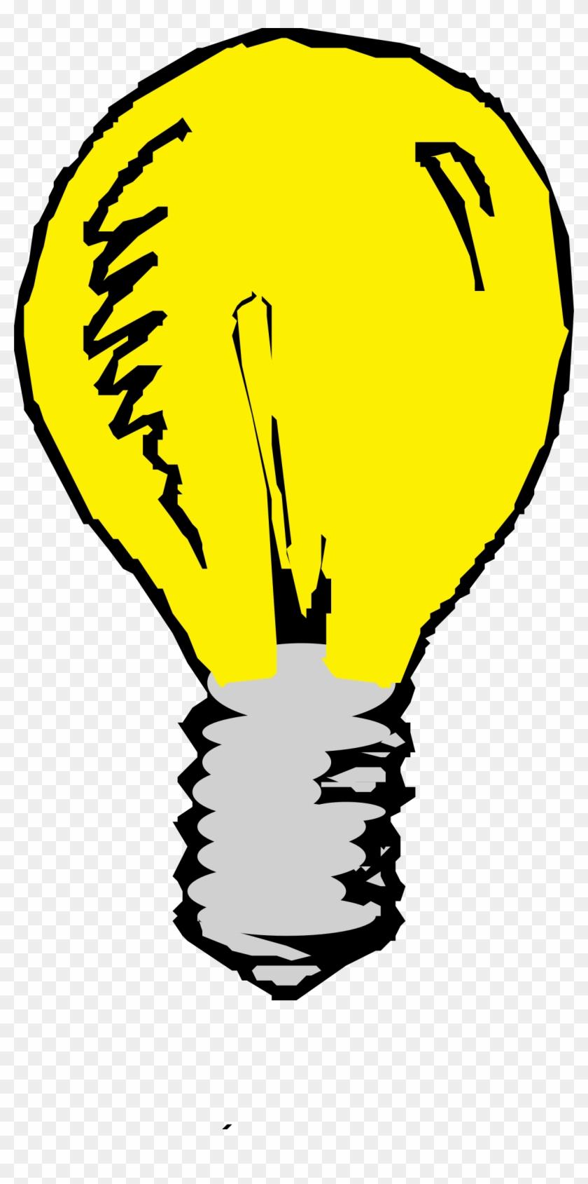 Vector Clip Art - Light Bulb Animation Png #75104