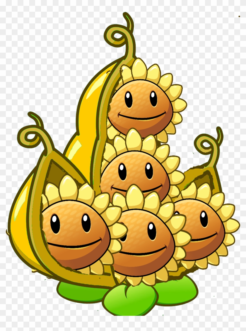 Sun Pod - Sunflower Pod Plants Vs Zombies #75350