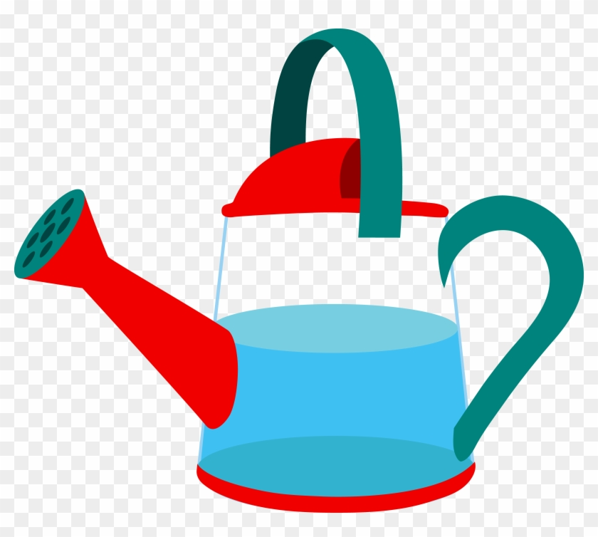 Watering Can Clipart - Cartoon Watering Can Transparent #75370