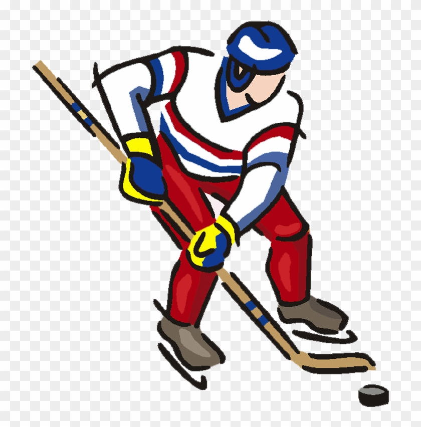Cartoon Hockey Pictures Cartoon Hockey Player Png Free Transparent Png Clipart Images Download
