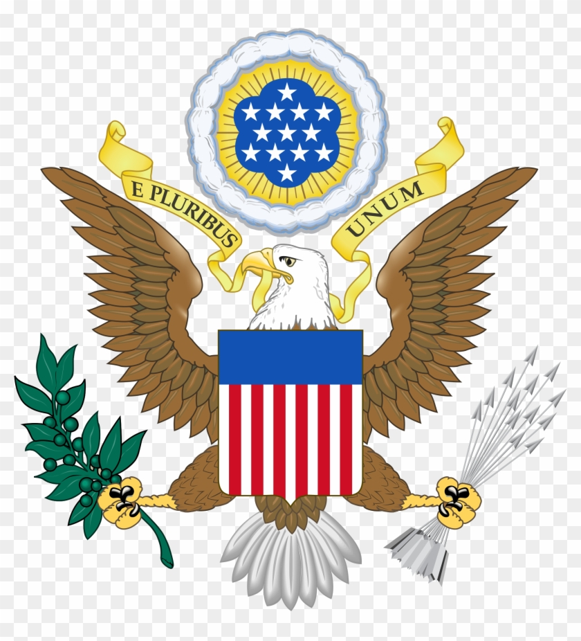 Hiding Clipart Amendment - Great Seal Of The United States #75852