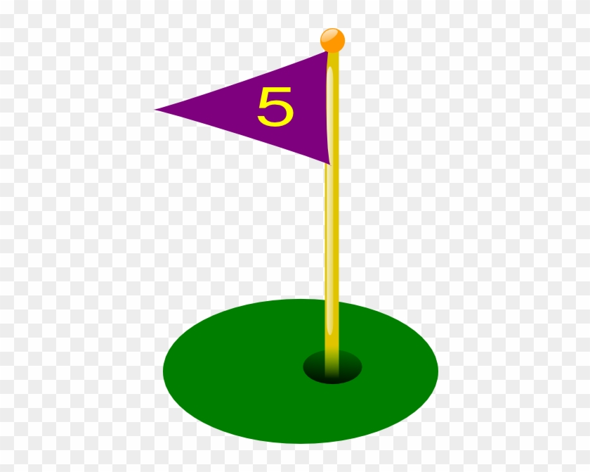 Mini Golf Clipart Free Download Clip Art On 2 Wikiclipart - Golf Flag Clip Art #75955