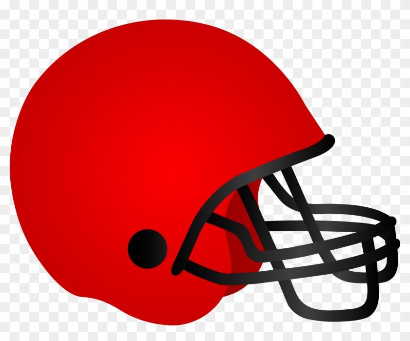 Blue Football Helmet Clip Art - Football Helmet Clip Art #76003