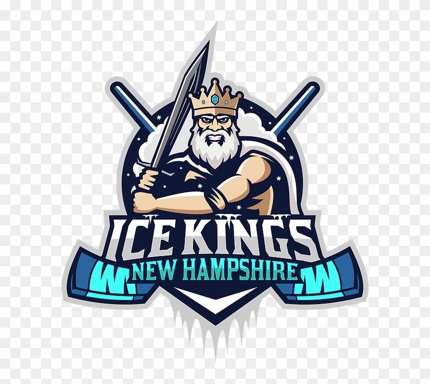 Nh Ice King Logo - Ice Kings #76027