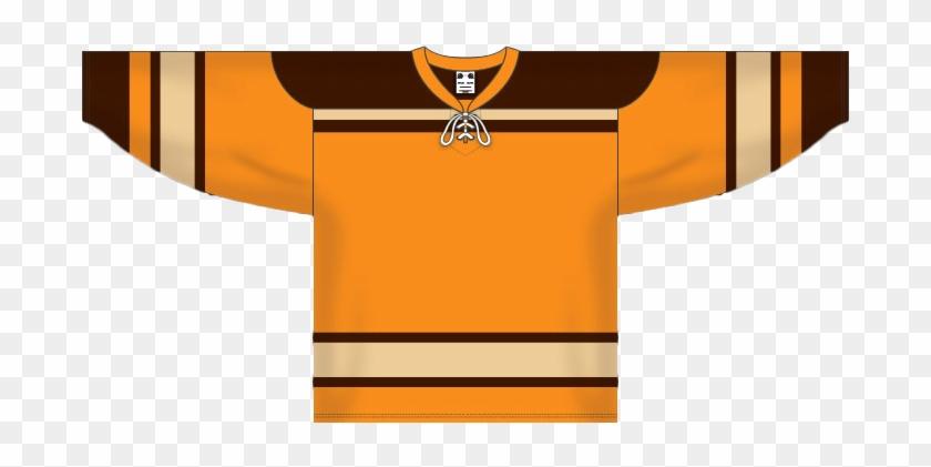 Boston Hockey Jersey Customized Plain Hockey Jersey Design Free