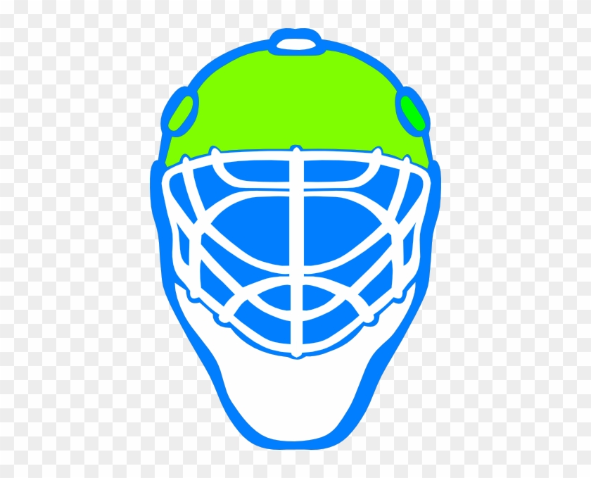 How To Set Use Hockey Mask Svg Vector Hockey Goalie Mask Clipart