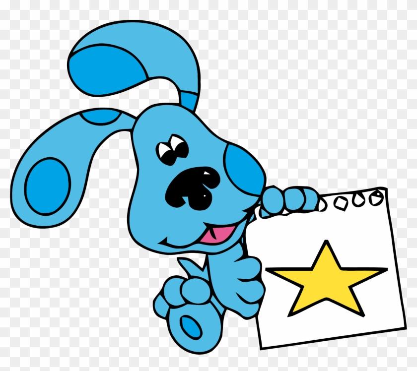 blues clues clipart blue s clues clipart free transparent png
