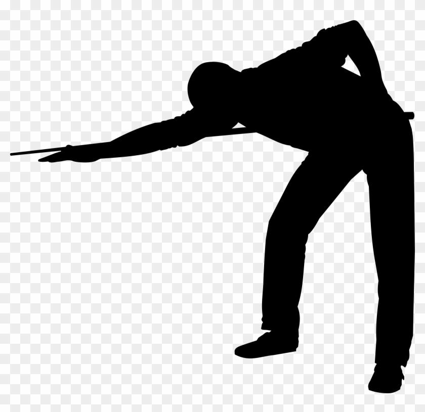 Snooker Player Clip Art - Snooker Clipart #76394