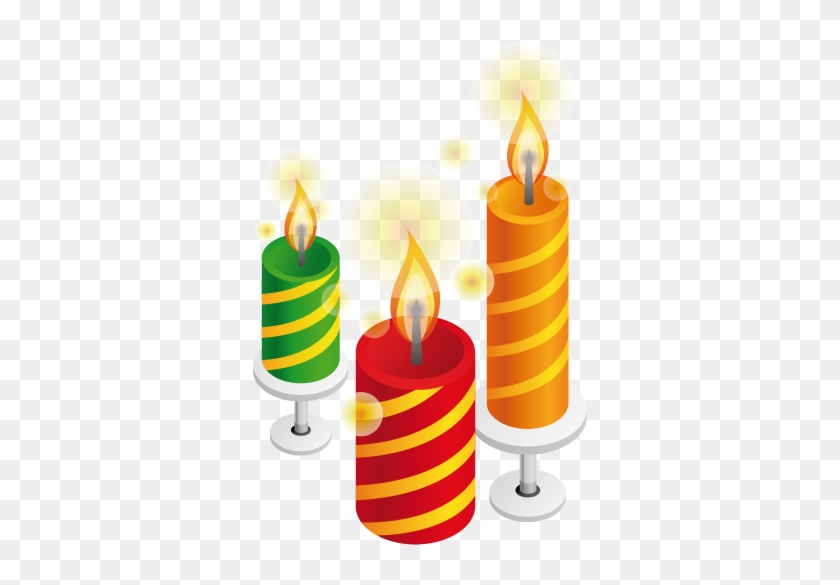 Candle Clip Art - Candle In Png #76588