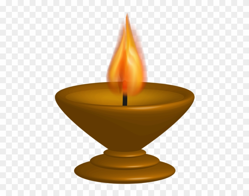 Diwali Candle Clip Art Image Gallery Yopriceville High - Flame #76610