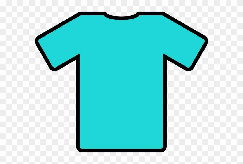 Football Jersey Clipart - T Shirt Clip Art #76795