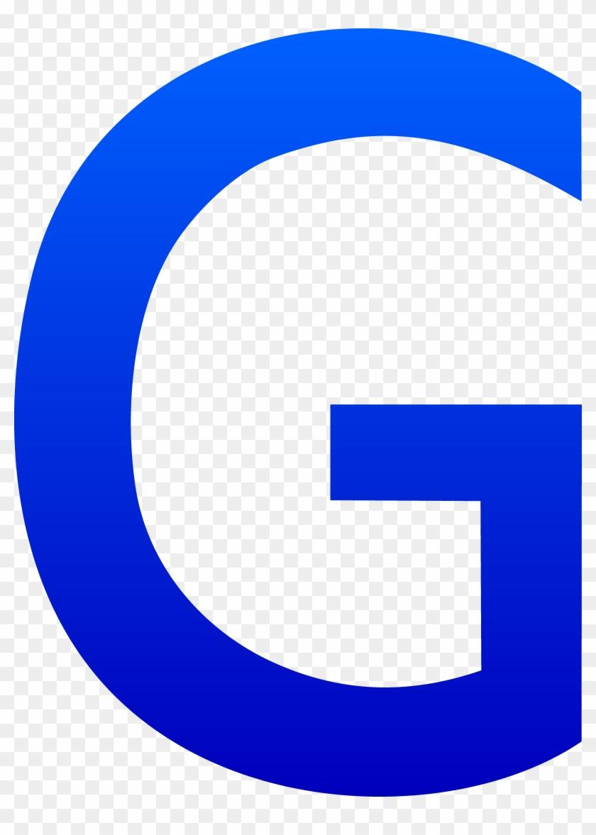 The Letter G - Clipart Of Letter G #76837