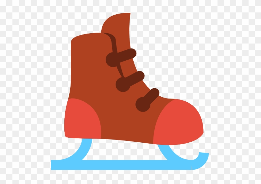 Ice Skates Png - Ice Skate Icon #76924