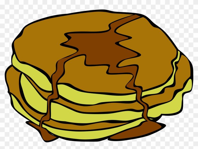 Clipart - Pancakes Clip Art #76925