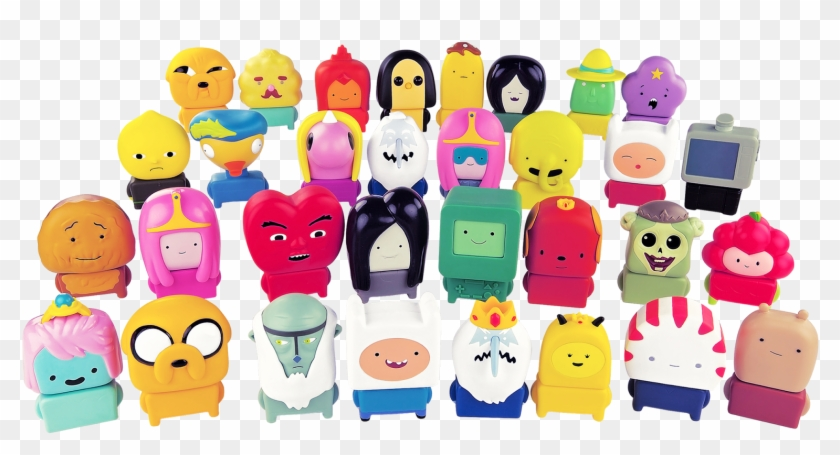 Cartoon Network's Adventure Time Is Rad Animation Series - Happy Meal Adventure Time #421040
