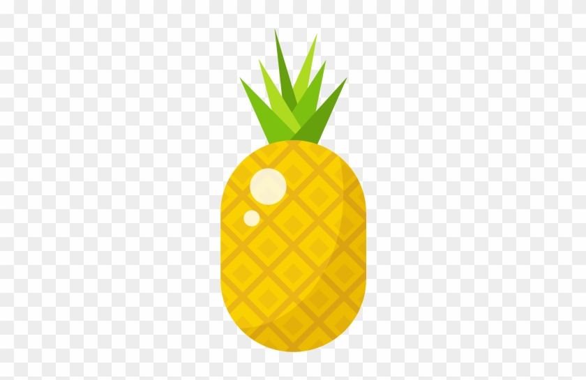 Outline Easy Pineapple Cute Drawing Pictures Www Picturesboss Com