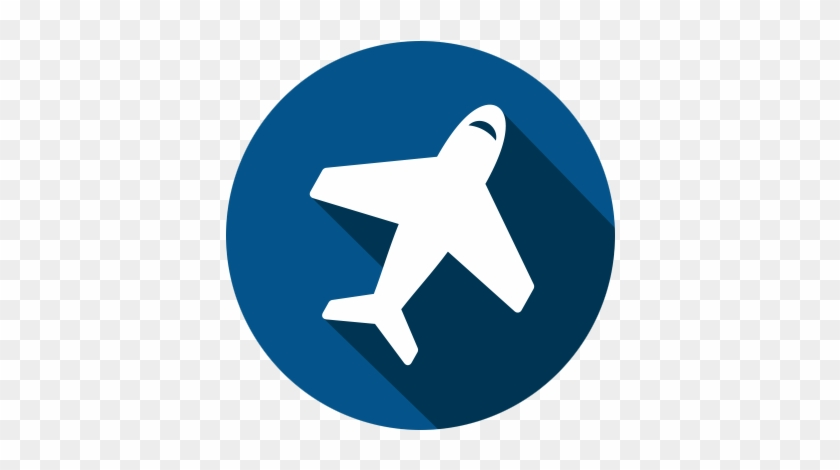 Carrier - Icon Png Airplane Icon #421232