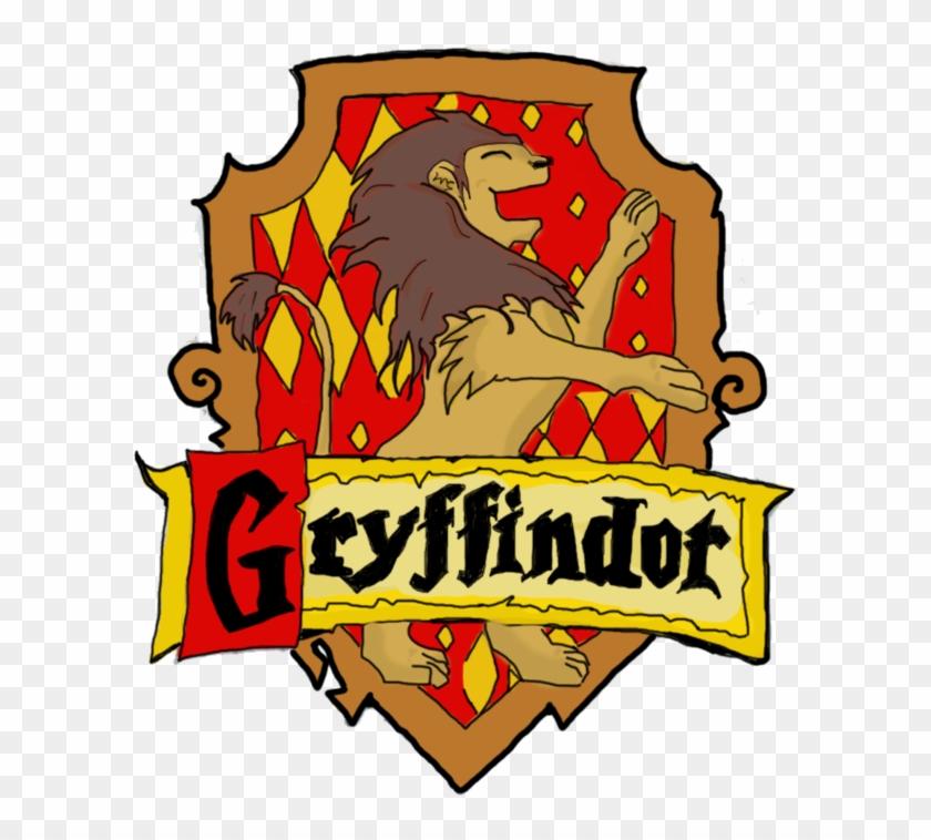 Gryffindor Printable By Lost In Hogwarts - Harry Potter Printable House Crests #421342
