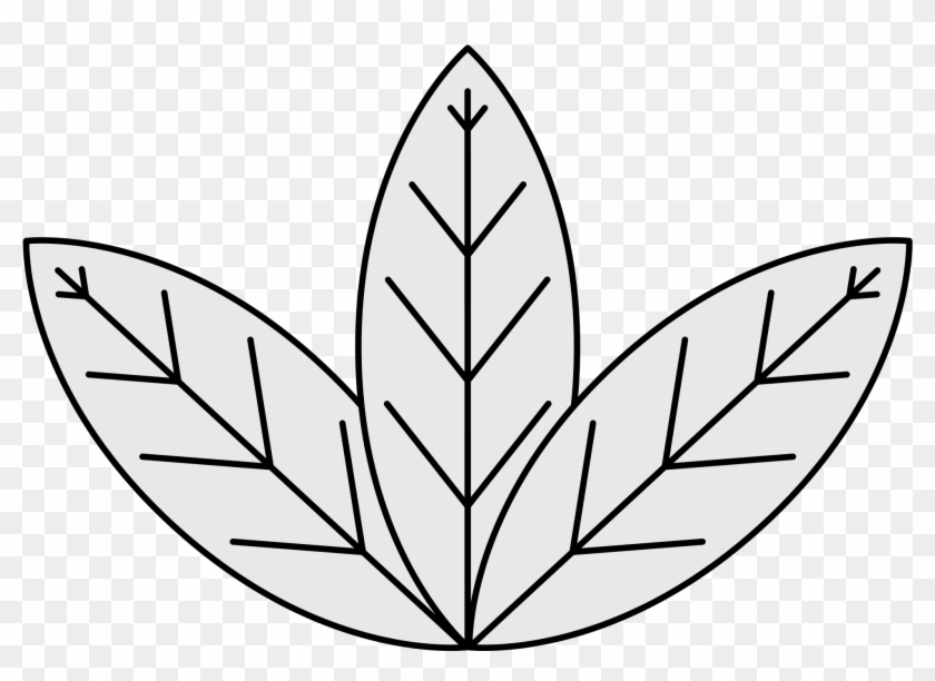 File Easy To Draw Tobacco Plant Free Transparent Png Clipart