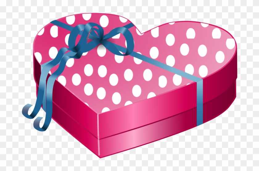 Heart Graphics And Animations For Valentine - Animated Birthday Gift Box #421643