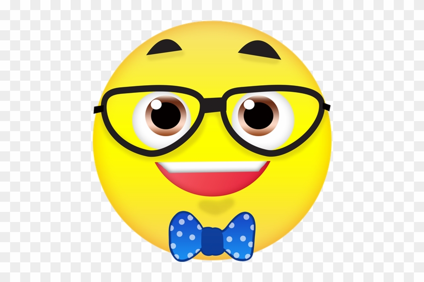 Free Original Emojis Nerd Emoji Animated Gif Free Transparent Png Clipart Images Download