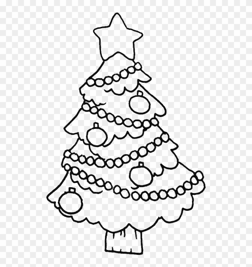 christmas tree hanging ornament on christmas coloring christmas tree with ornaments coloring pages