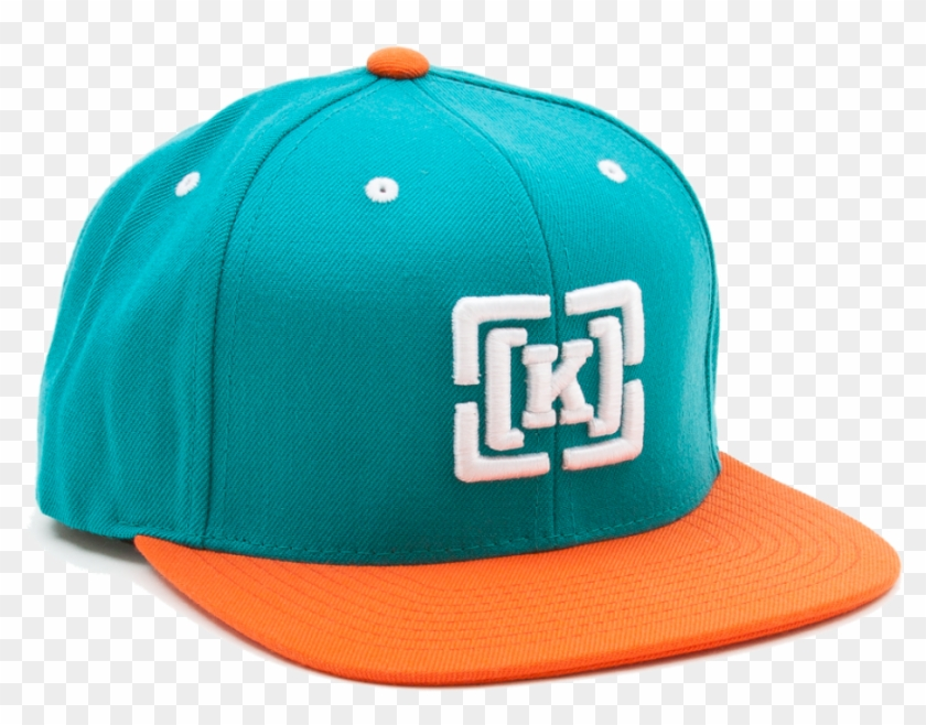 Baseball Cap Png Icon - Kr3w Team Brackets Snapback - Tea #423320