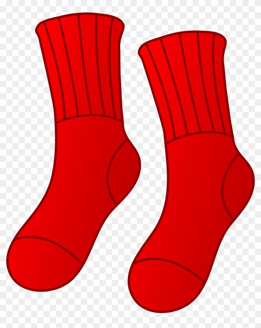 Pair - Socks Clip Art #423414