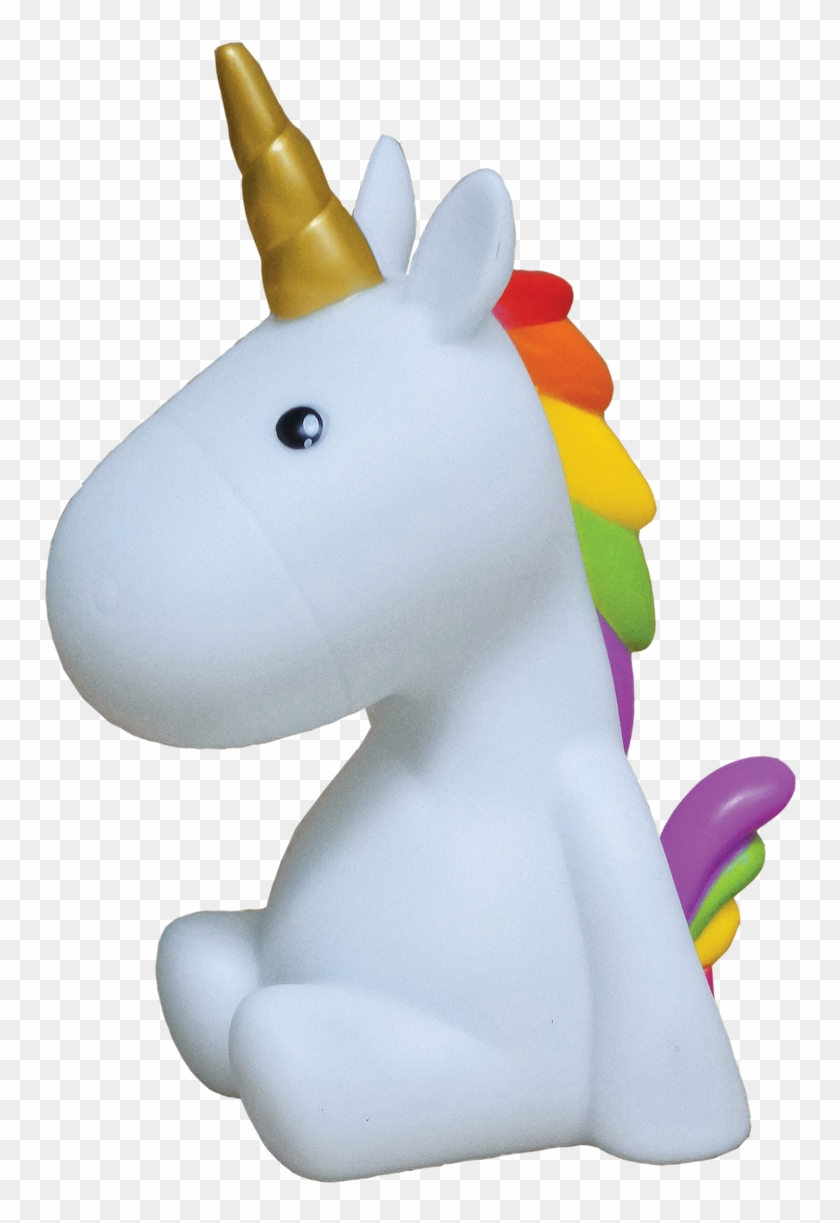 Iscream Color-changing Unicorn Night Light, White #423472