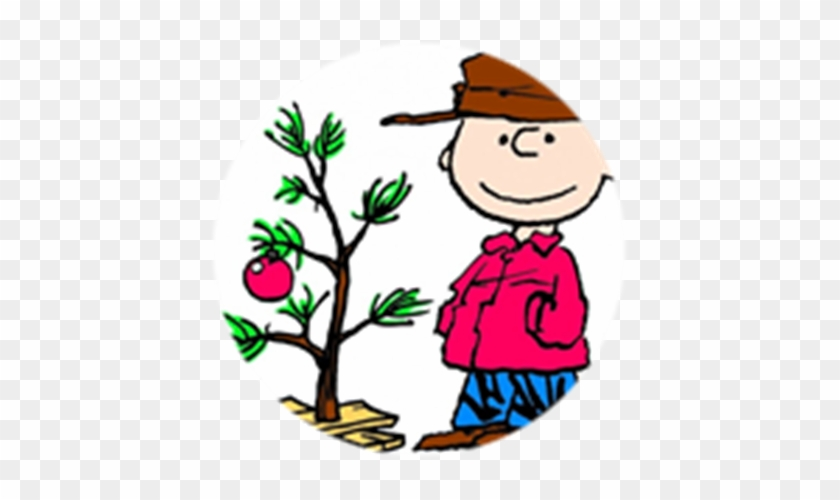 Christmas Cartoons Charlie Brown Christmas Tree Free Transparent