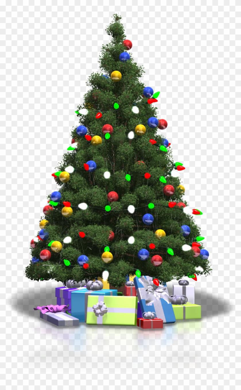 Christmas Tree Png - Animated Christmas Tree Gif - Free Transparent ...