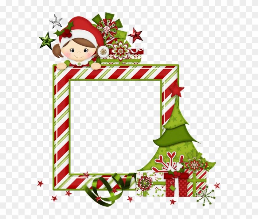 Cadres De Noel Png Frames Feliz Navidad Tarjetas Para Imprimir