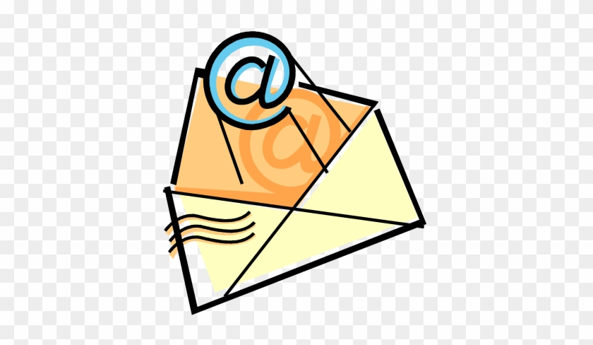 Three Years Ago I Described How You Can Use Sas Enterprise - Communication Email Clip Art #424777