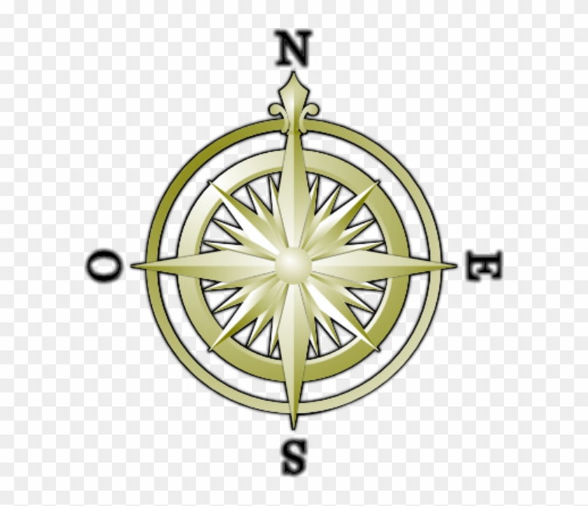 EPS Vector - Compass with north south east west. Stock Clipart Illustration  gg91321455 - GoGraph
