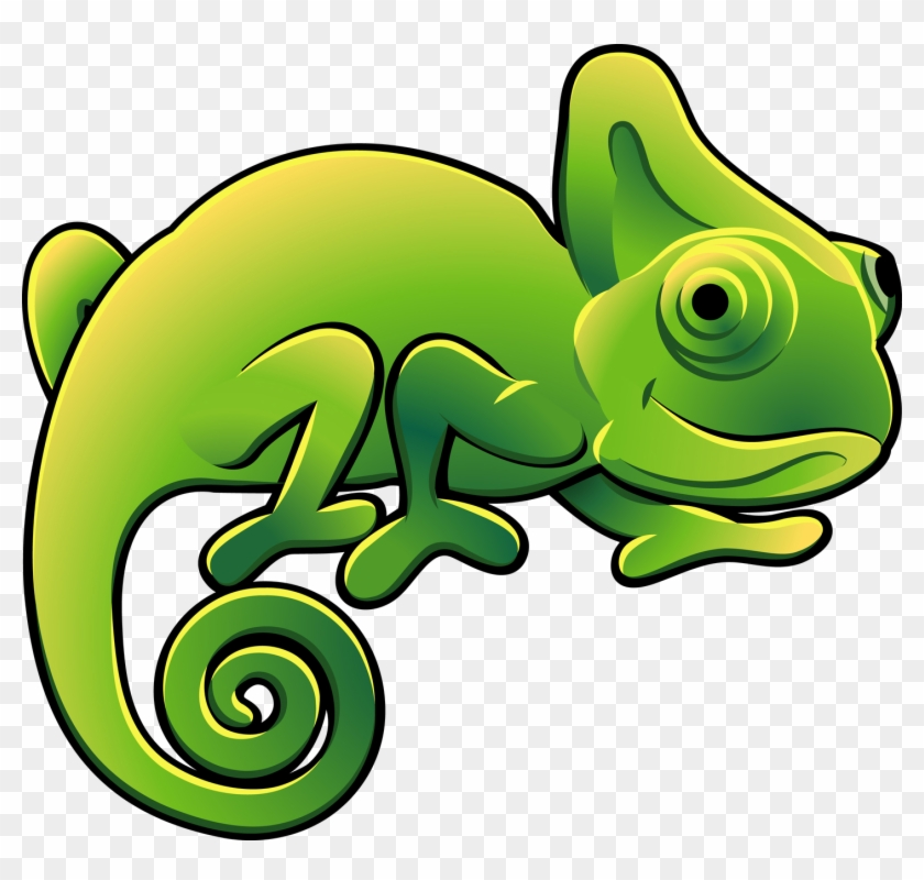 Cute Chameleon Clipart Cartoon Chameleon Free Transparent Png Clipart Images Download