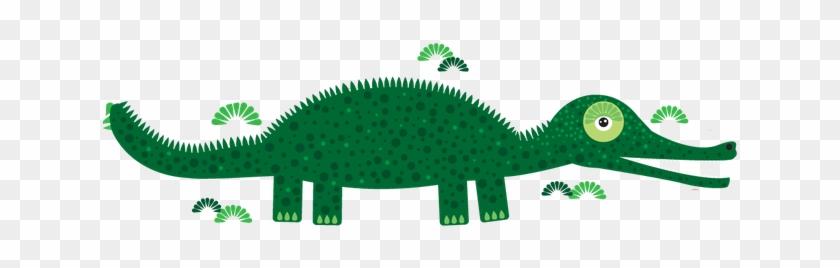 Animals Of Australia - Crocodile #425955