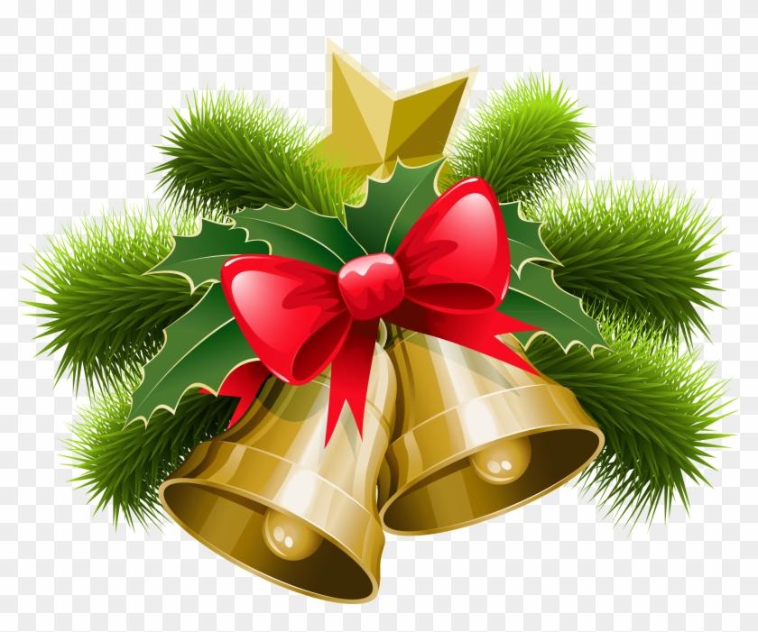 Christmas Bell Png 02 - Christmas Bells Transparent #426097