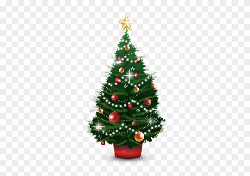 Christmas Tree Image - Merry Christmas With Xmas Tree #426131