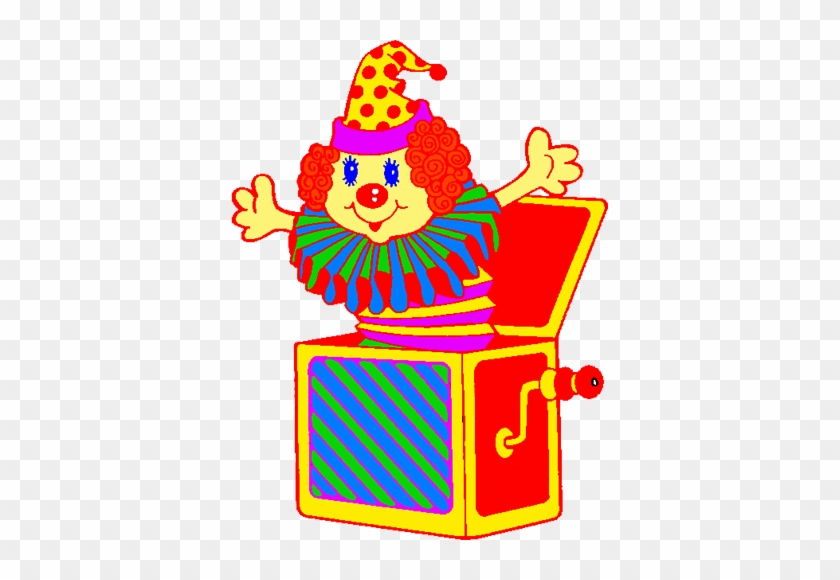 Royalty Free Jack In - Clip Art Jack In The Box #427474